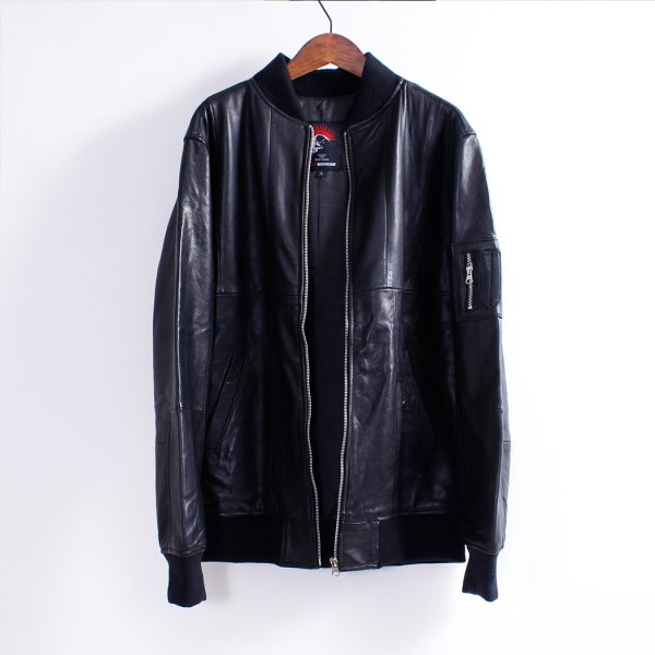 Men's Leather Jacket – MA1