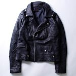 Women's Leather Jacket – Double