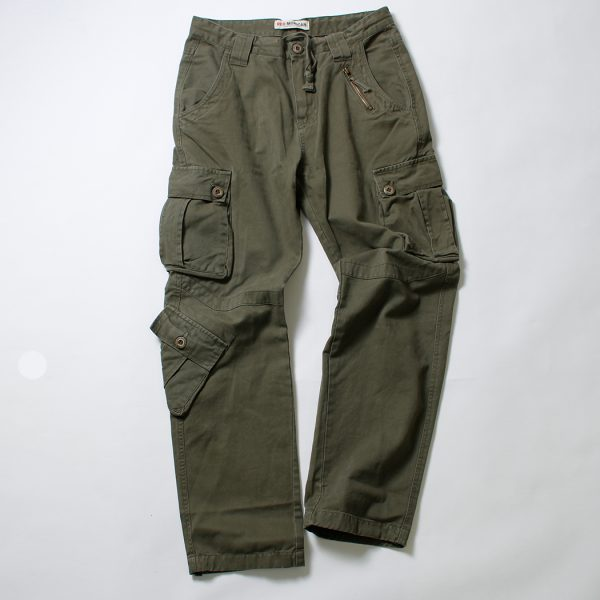 7 Pockets Cargo Pants
