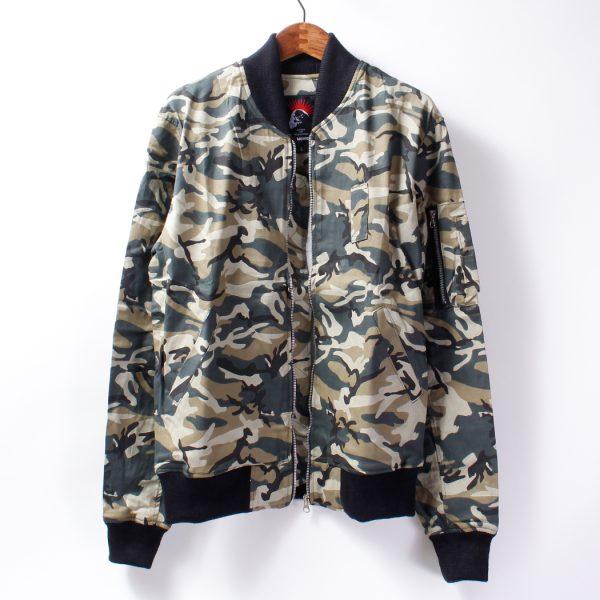 MA-1 Jacket ( Camo )