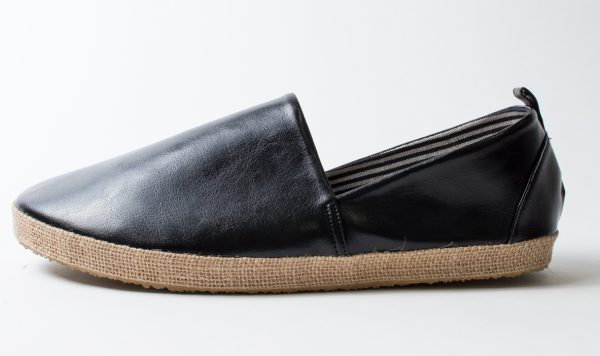 PU Leather Slip-on Shoes
