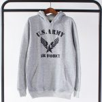 Pullover Hoodie Parka – AIR FORCE
