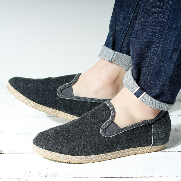Slip-on Shoes with Sidegore