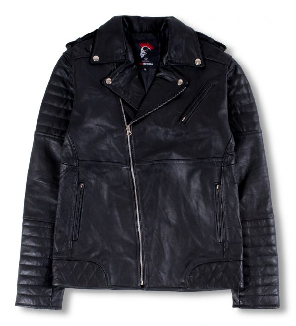 Men's Leather Jacket – Double Motor