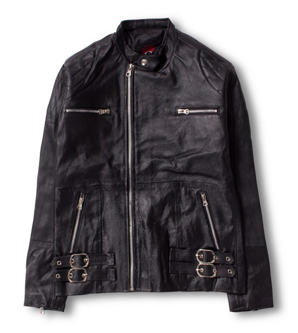 Men's Leather Jacket – Single Motor